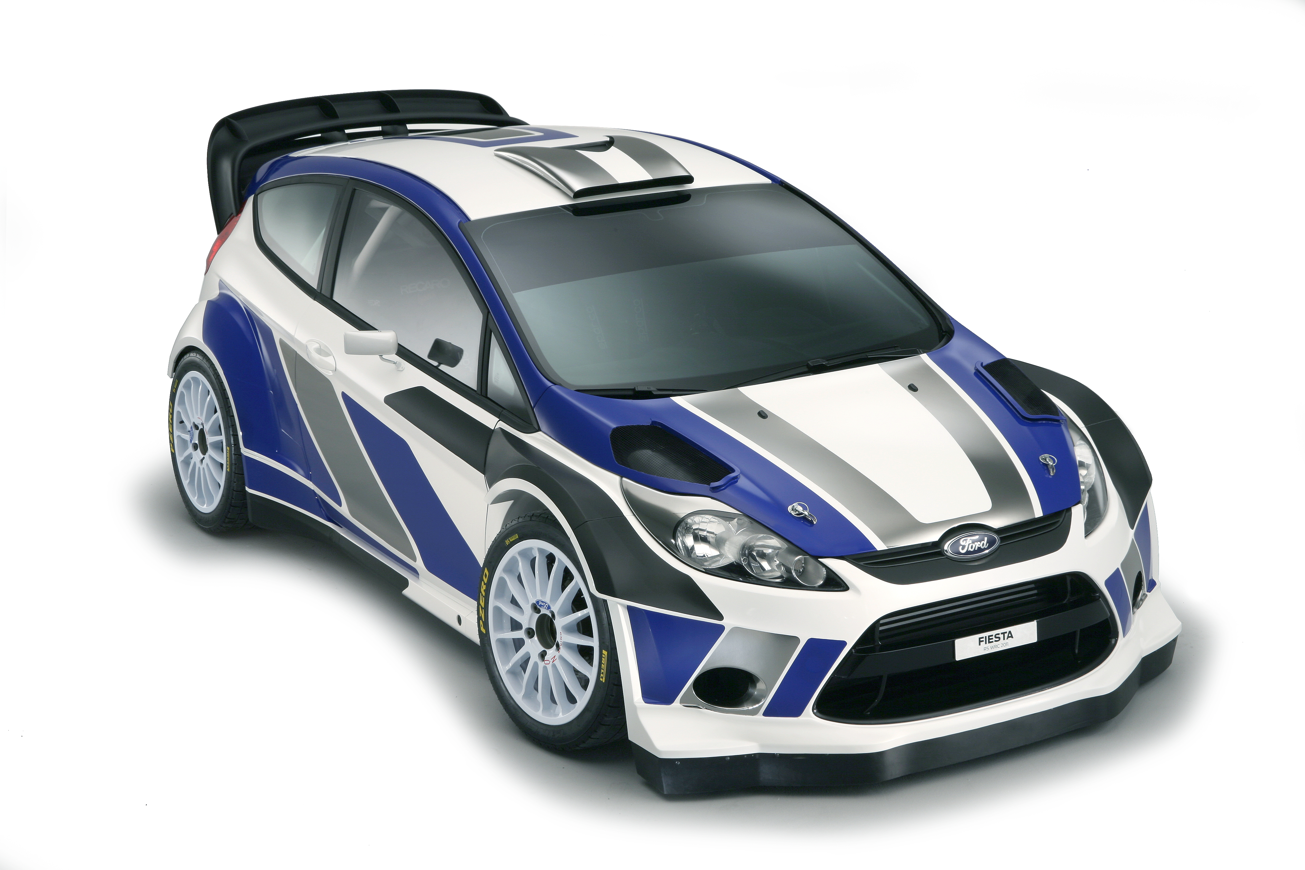 Trifecta Of New World Rally Cars Announced At 2010 Paris Motor Show