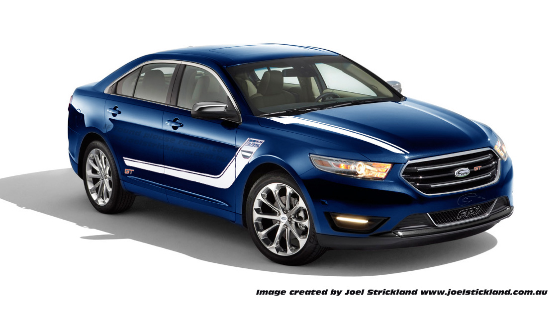 2014 Ford Falcon Concept
